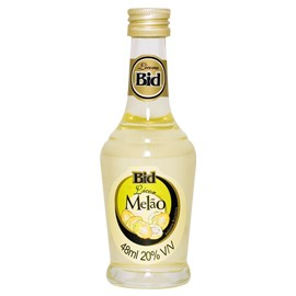 Licor Bid Melão - Miniatura - 50ml