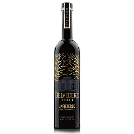 Vodka Belvedere Unfiltered - 700ml