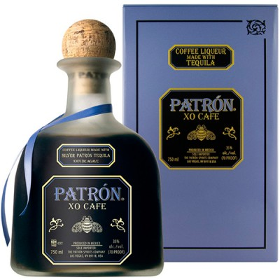 Licor Patrón XO Cafe (Café com Tequila) - 750ml