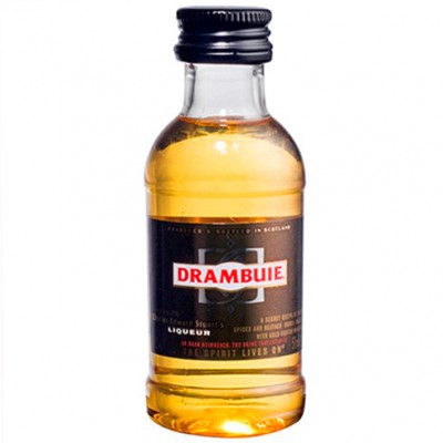 Licor Drambuie - Miniatura - 50ml