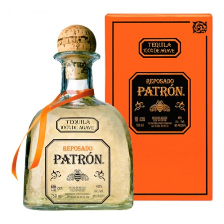 Tequila Patrón Reposado - 750ml