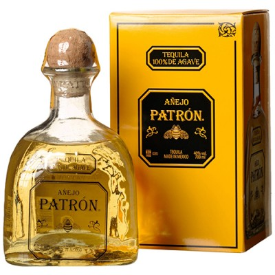 Tequila Patrón Anejo - 750ml
