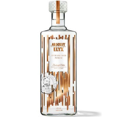 Vodka Absolut Elyx - 4500ml