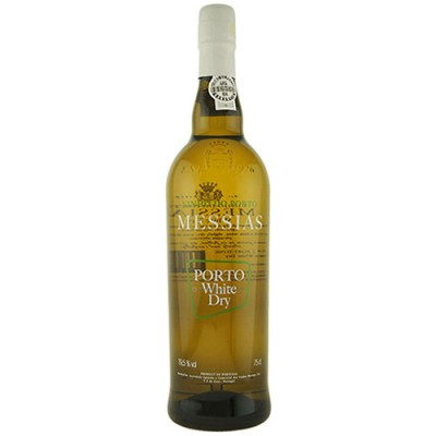 Vinho do Porto Messias White Dry - 750ml