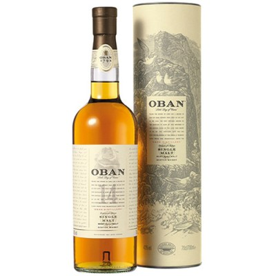 Whisky Oban Single Malt - 14 Anos - 750ml