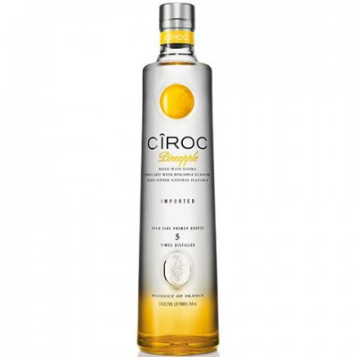 Vodka Ciroc Pineapple - 750ml