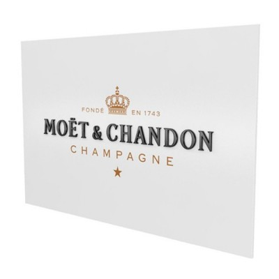 Quadro Decorativo - 36 x 50 - Moet Chandon