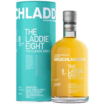 Whisky Bruichladdich Islay Single Malt - The Laddie Eight - 700ml