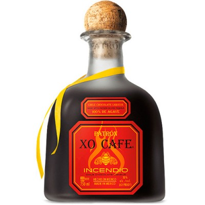 Licor Patrón XO Cafe Incendio (Chocolate com Pimenta e Tequila) - 750ml