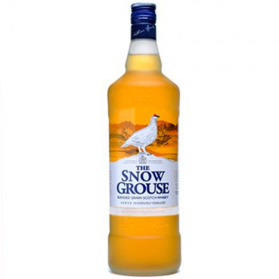 Whisky The Snow Grouse - 1000ml