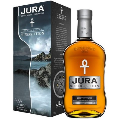 Whisky Jura Superstition - Single Malt - 700ml