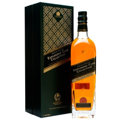 Whisky Johnnie Walker Explorers Club - The Gold Route - 1000ml
