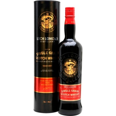 Whisky Loch Lomond Single Grain - 700ml