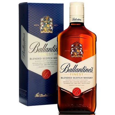 Whisky Ballantines Finest - 1000ml