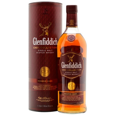 Whisky Glenfiddich - Cask Collection - Reserve Cask - 1000ml