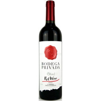 Vinho Bodega Privada Red Wine - Tinto - 750ml