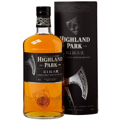 Whisky Highland Park Einar - Single Malt - 1000ml