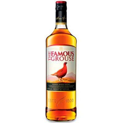 Whisky The Famous Grouse Finest - 750ml