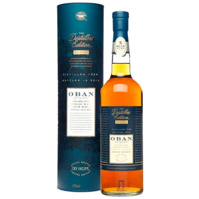 Whisky Oban The Distillers Edition - Single Malt - 700ml