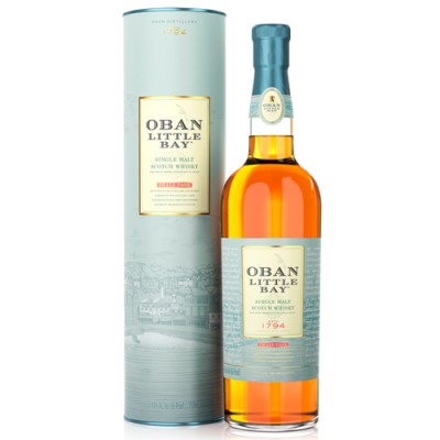 Whisky Oban Little Bay - Single Malt - 700ml