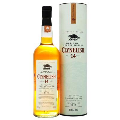 Whisky Clynelish 14 anos - Single Malt - 700ml