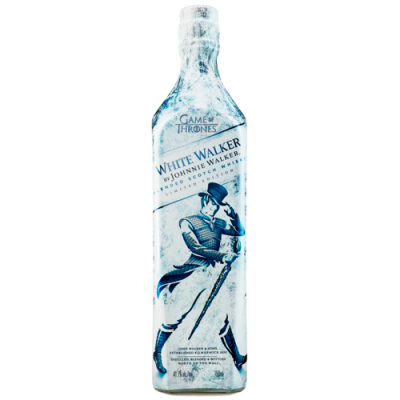 Whisky Johnnie Walker White Walker - Game of Thrones - 750ml