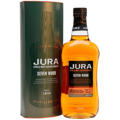 Whisky Jura Seven Wood - Single Malt - 700ml