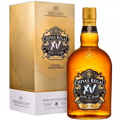 Whisky Chivas XV - 15 anos - 750ml