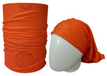 cod. 7052<br>Bandana<br>SOLID COLOR ORANGE<br>(Tons de Laranja)