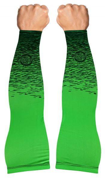 cod. 0271<br> Manguito<br>Solid Color Green