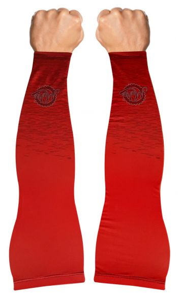 cod. 0272<br> Manguito<br>Solid Color Red
