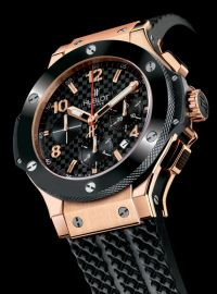 REPLICA HUBLOT BIG BANG ROSÊ SPECIAL CERAMIC BEZEL HUB17