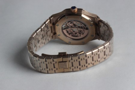 AUDEMARS PIGUET ROYAL OAK ROSÊ  - foto 5