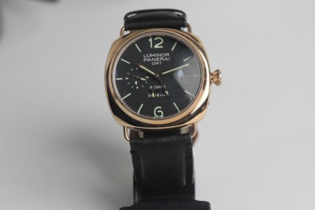 7718a339773 REPLICA DE RELOGIO PANERAI LUMINOR GMT - foto ...