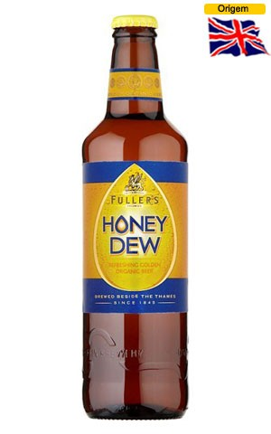 Cerveja Fullers Honey Dew Organic 500 ml