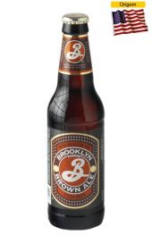 Cerveja Brooklyn Brown Ale 355 ml