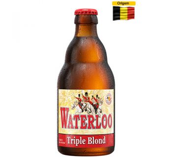 Cerveja Waterloo Triple Blond 330 ml
