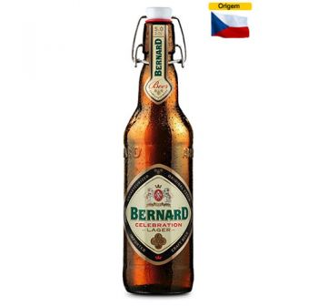 Cerveja Bernard Celebration 500 ml
