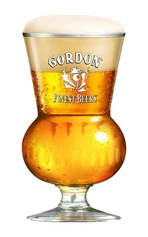 Taça Gordon Finest Beers 330 ml 2