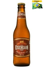 Cerveja Eisenbahn Strong Golden Ale 355 ml