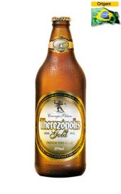 Cerveja Therezópolis Gold 600 ml