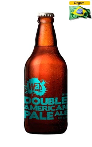 Cerveja Way Double American Pale Ale 310 ml
