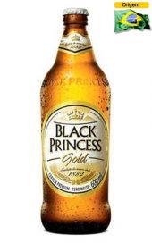 Cerveja Black Princess Gold 600 ml
