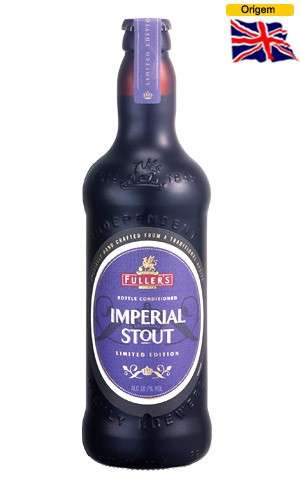Cerveja Fullers Imperial Stout Limited Edition 500 ml  - foto principal 1