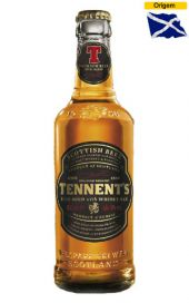 Cerveja  Tennent´s Aged with Whisky Oak 330 ml
