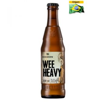 Cerveja Bodebrown Wee Heavy 330 ml