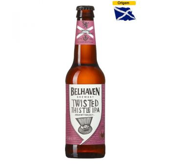 Cerveja Belhaven Twisted Thistle IPA 330 ml