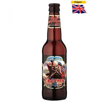 Cerveja Iron Maiden Trooper 330 ml