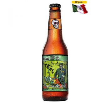 Cerveja DoD (Day of the Dead) IPA 355 ml