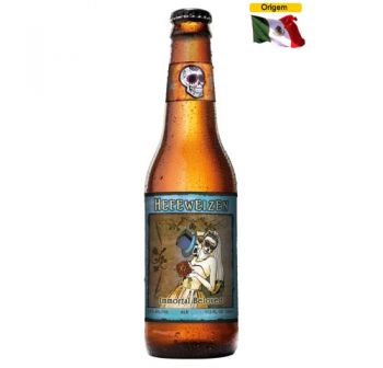 Cerveja DoD (Day of the Dead) Immortal Beloved Hefeweizen 355 ml